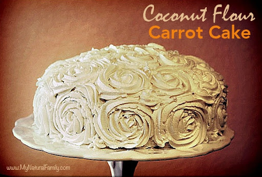 10 Best Carrot Cake With Coconut Flour Recipes