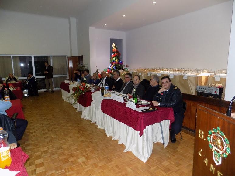 Bombeiros de Lamego abrem as portas ao Natal
