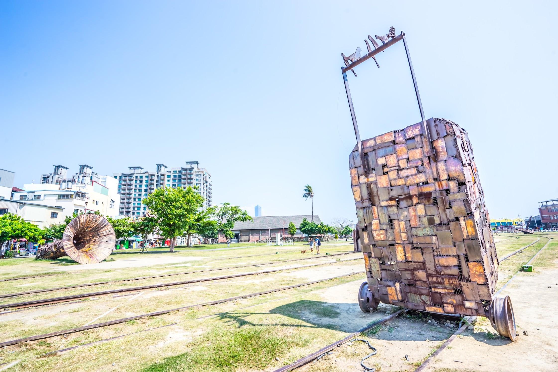 高雄 哈瑪星鐵道文化園區5