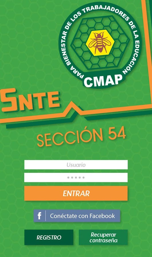 CMAP 54 Sonora- screenshot