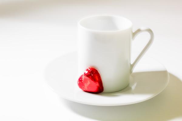 Il caffè dell'angelo di gocciazzurra