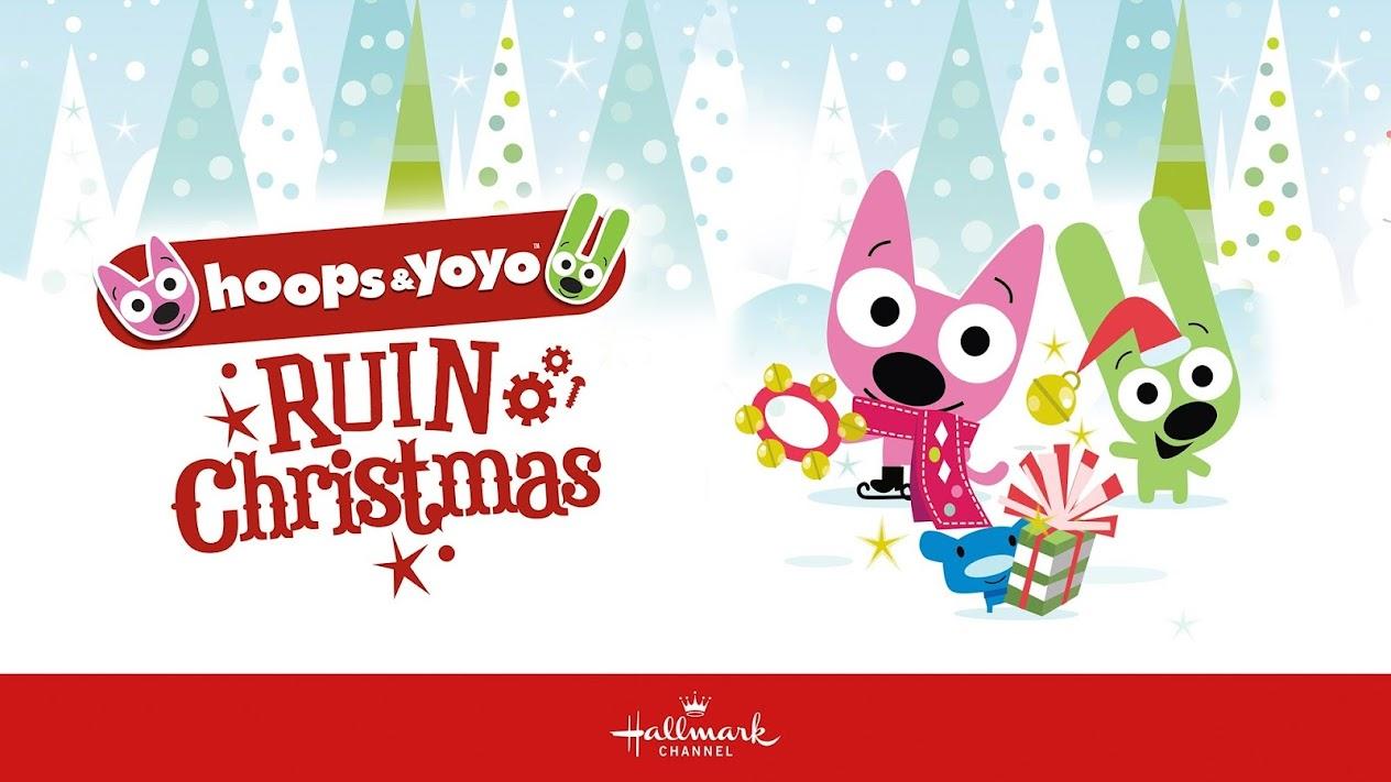 Hoops Yoyo Ruin Christmas Movies TV on Google Play – Hoops and Yoyo Birthday Card