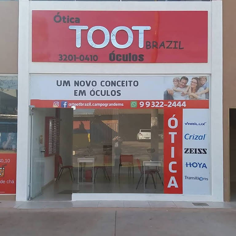 c7382e94fd7ab Ótica TOOT Brazil - Ótica