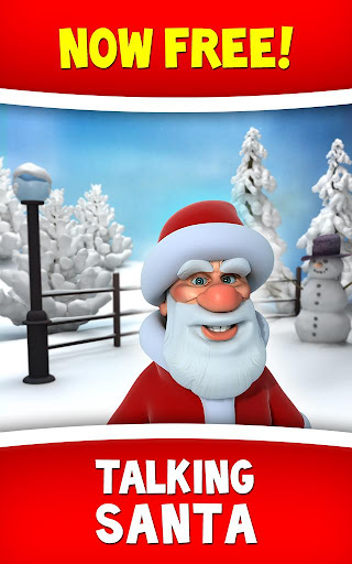 Talking Santa screenshot 5