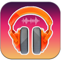 Music Player + Audio Player Equalizer 2017 icon