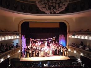 Photo: Buenos Aires/Teatro Roma. Zu BAJAZZO-Kritik von Dr. Klaus Billand (November 2010). Foto: Dr.Klaus Billand