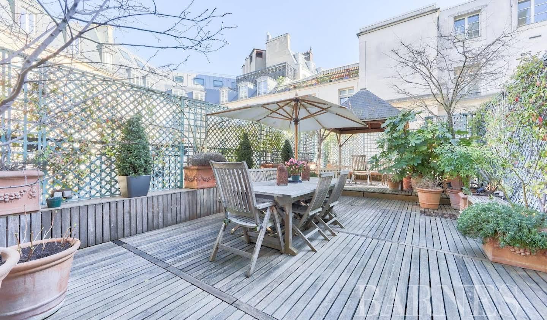 Appartement avec terrasse Paris 8ème