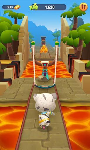 Talking Tom Gold Run  screenshots 2