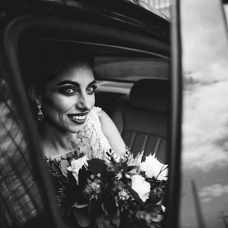 Wedding photographer Yana Kolesnikova (janakolesnikova). Photo of 27.08.2017