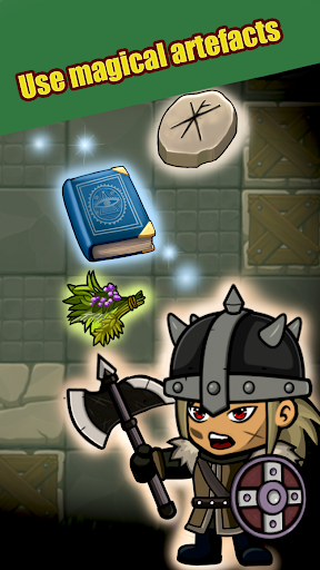 Télécharger Dungeon Knights apk mod screenshots 4