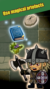 Dungeon Knights 1.30 Apk Mod [DINHEIRO INFINITO] 4