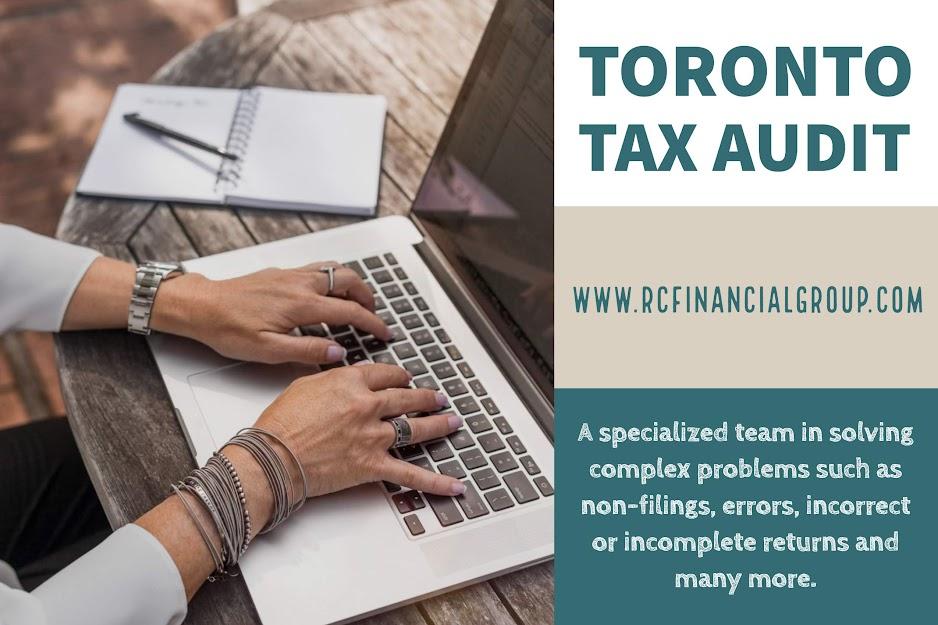 Toronto Tax Audit