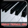 MIDI Organ Tunggal Pesona