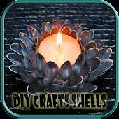 DIY Crafts Shells
