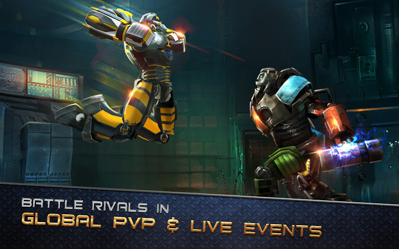 Real Steel World Robot Boxing Screenshot 7