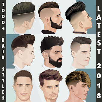 Download Boys Men Hairstyles And Haircut Designs 2018 On Pc Mac With Appkiwi Apk Downloader