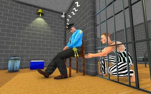 Gangster Prison Escape 2019: Jailbreak Survival painmod.com screenshots 13