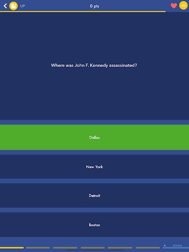 Trivial Quiz - The Pursuit of Knowledge 1.8.2 screenshots 8