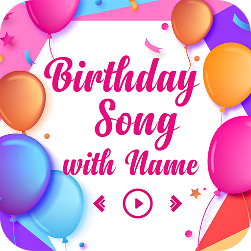 Birthday song with name maker b\'day wish app (apk) free.