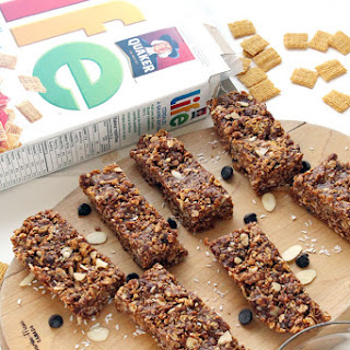Almond Joy Cereal Bars.
