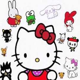 Hello Kitty Paint