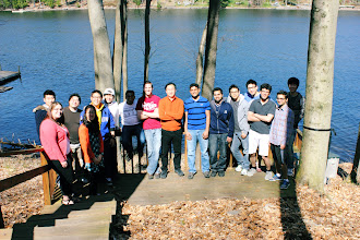 Photo: Kim Group Retreat at Pocono Valley from April  26th to 28th, 2013