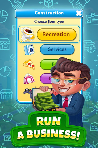 Pocket Tower: Building Game & Megapolis Kings screenshots 12