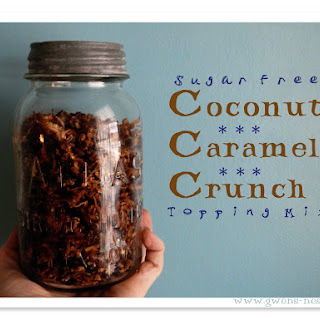 Sugar Free Coconut Caramel Crunch [S]