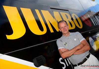 Richard Plugge looft satus van Jumbo-Visma als beste ploeg op UCI-ranking