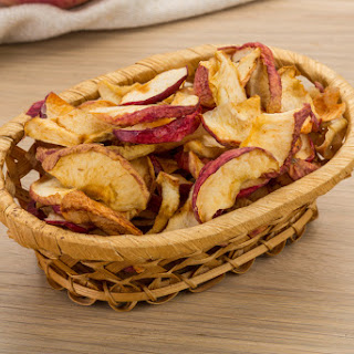 Fried Apple Chips Recipes