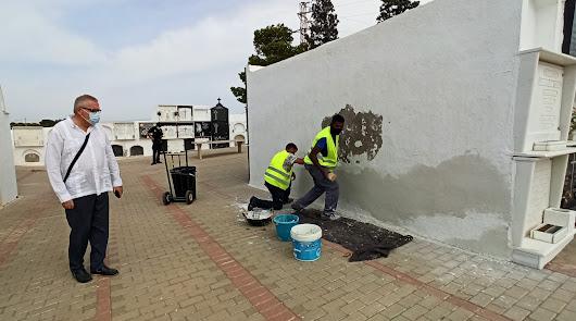 Rioja y Gádor contratarán a diez personas para efectuar labores de limpieza