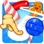 Follow the Line 3 - Candy Rush 2D Deluxe Icon