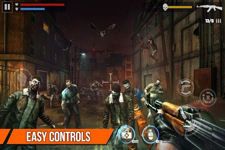 DEAD TARGET Zombie Shooting Money Mod APK 5