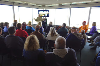 Photo: Lecture at the Little Bighorn