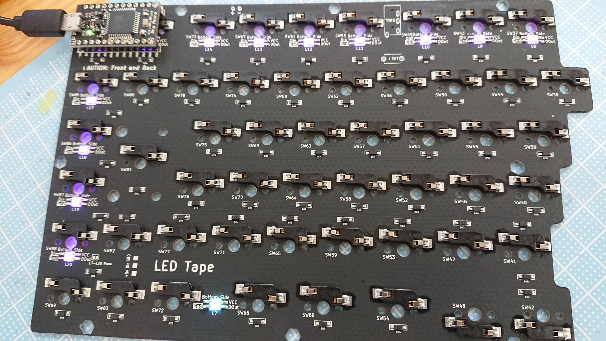 LED成功
