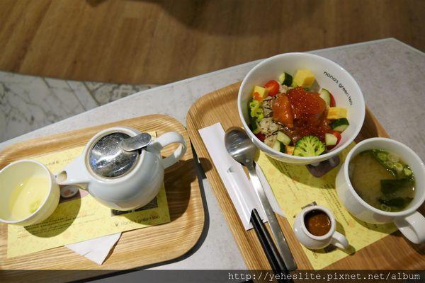 nana's green tea-宇治煎茶熱飄香,焙茶入味濃香草