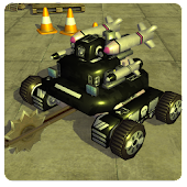 Robot Rumble - Robot Wars Fighting Game