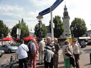 Photo: Met de onthaalploeg in Hulst
