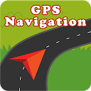 GPS Route Finder, Gps Navigation & Maps icon