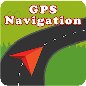 GPS Route Finder, Gps Navigation & Maps