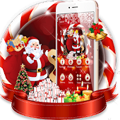 Santa Claus Christmas Theme