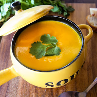 Skinnymixer'S Coconut Curried Pumpkin Soup Recipe