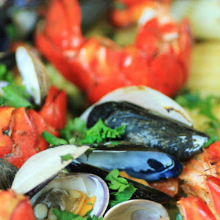 Backyard Clambake on Your Grill.
