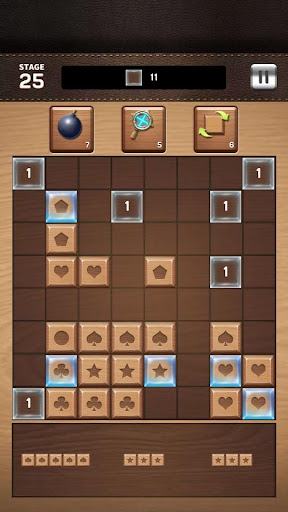 Screenshots von Wood Block Match 4