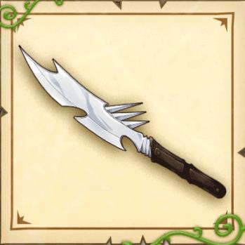 競売市のベンズナイフ