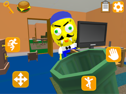 Sponge Neighbor Escape 3D App Download For Android and iPhone 10