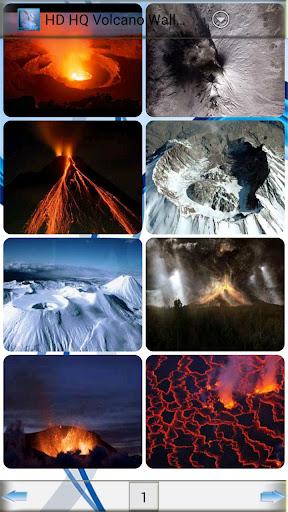 HQ高清壁紙火山