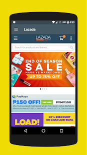 Online Shopping Philippines - náhled