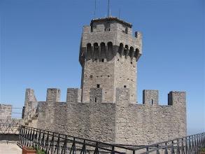 Photo: věž Cesta
