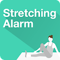 Stretching Alarm icon